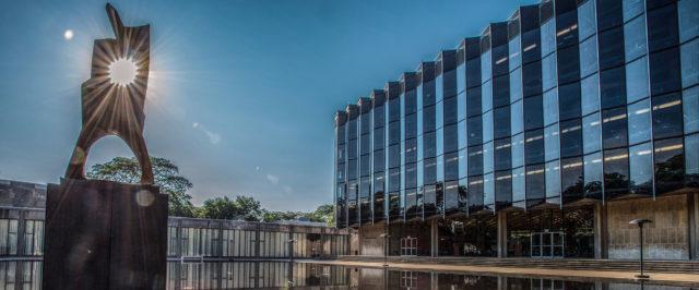 University of Chicago Law School building